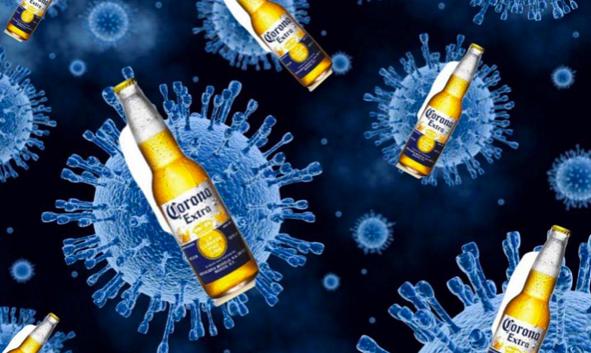 Marchio Corona risente del Coronavirus