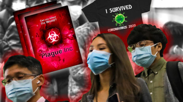 Coronavirus: quali marchi guadagnano con l'epidemia.